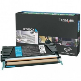 Toner C5340CX Cian Lexmark