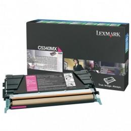 Toner C5340MX Magenta Lexmark