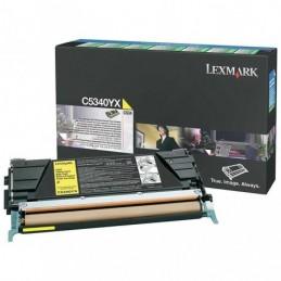 Toner C5340YX Amarillo Lexmark