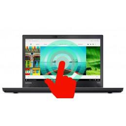 Ultrabook Lenovo ThinkPad T470 i5/16GB/500GB M.2 Táctil