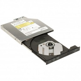 Lector Grabador HP Slim 12.7mm Sata DVD-RW Optical Kit 481043-B21