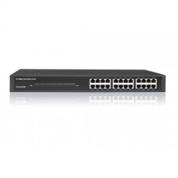 Switch de 24 puertos Fast Ethernet TEH2400M