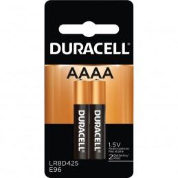 Pilas Duracell AAAA Pack 2 Unidades 1.5V E96/LR8D425