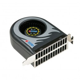 Extractor Pc Cooler Doble Enfriamiento Gabinete Pc Titan