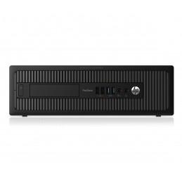 Hp Prodesk 600 G1 i5-4690 SFF 8GB SSD 240GB
