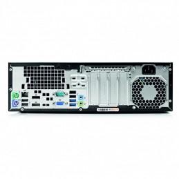 Hp Prodesk 600 G1 i5-4690 SFF 8GB SSD 240GB + Monitor 20 pulgadas LG
