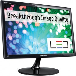 Monitor Led Samsung 21,5 VGA + DVI