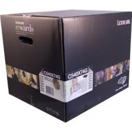 Kit Lexmark de transferencia de imágenes negro y color C54x (C540X74G)