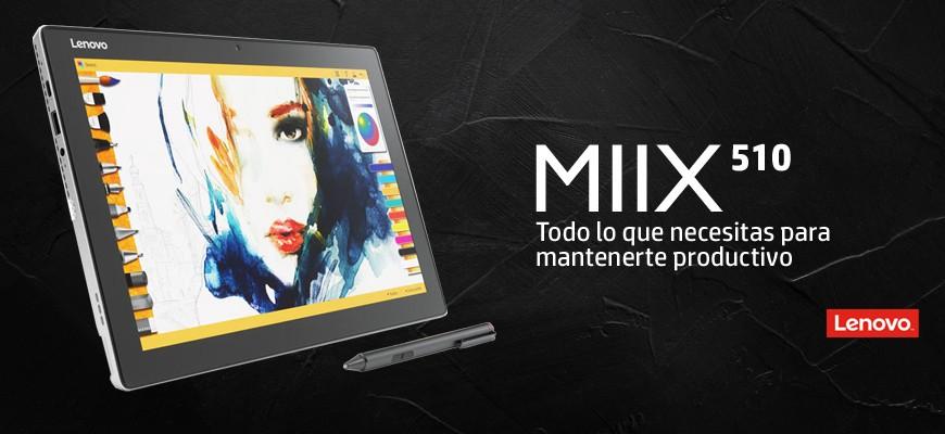 Lenovo Ideapad MIIX 510 Portátil Flexible 2 en 1